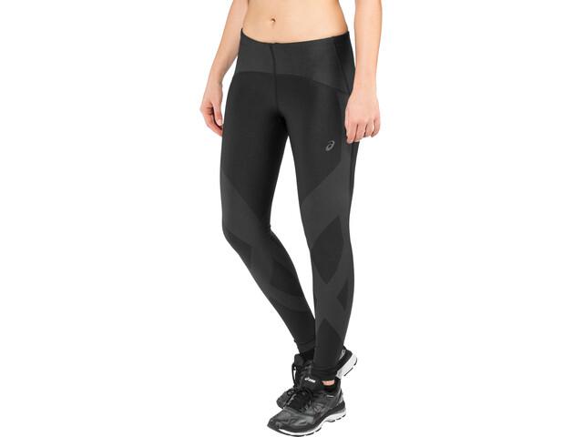 asics Finish Advantage 2 Spodnie do biegania Kobiety czarny
